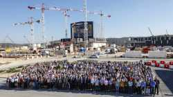 Teurer Energietraum: Baufortschritte beim Fusionsreaktor ITER