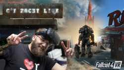 Fallout 4 VR im Livestream: Mit der Vive im Wasteland unterwegs