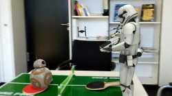 Google startet AR-Sticker-App mit Star-Wars-Figuren