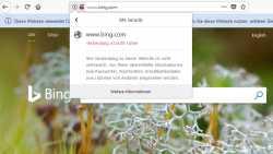 Firefox kann unverschlüsselte Webseiten als unsicher kennzeichnen