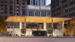 """Apple Store Chicago: """"Softwareproblem"""" sorgt für Vereisung"""
