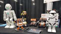 Smarte Roboter: Invasion der Niedlichkeit