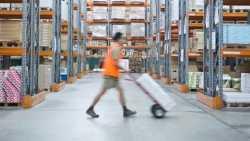 Amazon errichtet zwölftes Logistikzentrum in Deutschland