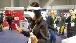 Pico Neo ausprobiert: Autarkes VR-Headset mit Positions- und Handcontroller-Tracking