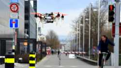 DroNet: Lernender Drohnen-Algorithmus soll sicheren Flug in Städten ermöglichen
