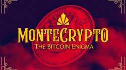 Montecrypto: Wer dieses Rätselspiel zuerst löst, gewinnt ein Bitcoin
