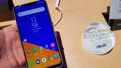 Asus ZenFone 5z: iPhone X mit Android und Snapdragon 845