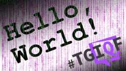 """#TGIQF - das Programmiersprachen-Quiz: """"Hello, World!"""""""