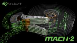 Seagate: HAMR-Festplatten und Multi-Aktuator kommen 2020