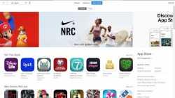 iTunes mit App Store bekommt Update