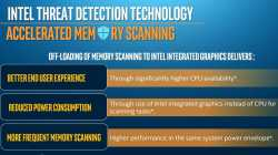 Intel Threat Detection Technology