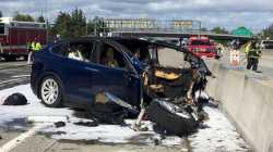 Tesla riskiert nach tödlichem Unfall Ärger mit US-Verkehrsbehörde