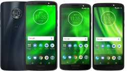 Motorola stellt neue Moto G6 Familie vor