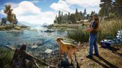 Denkt an die Fische: PETA rügt Far Cry 5, weil man darin angeln kann