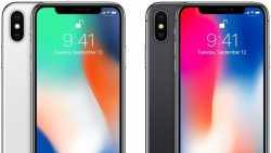 iPhone X mal zwei