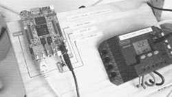 Low Tech Magazine Server mit Olimex Olinuxino