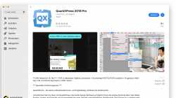 QuarkXPress Mac App Store