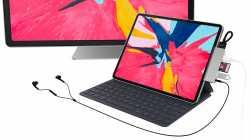 USB-C-Hub für iPad Pro 2018
