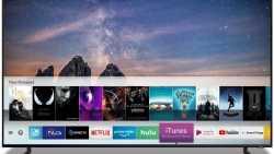 iTunes-Inhalte und AirPlay 2 für Samsung-Fernseher
