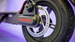 Scooter-Rad mit Scheibenbremse