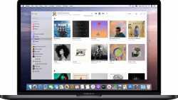 Apple Music Catalina