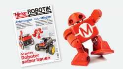 Robotik: Grundlagen lernen für Maker