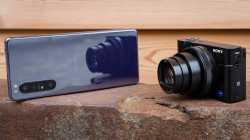 Bildqualität im Vergleich: Sony Xperia 1 II vs. Sony RX100 VII