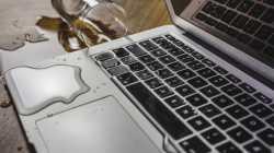 MacBook Wasserschaden