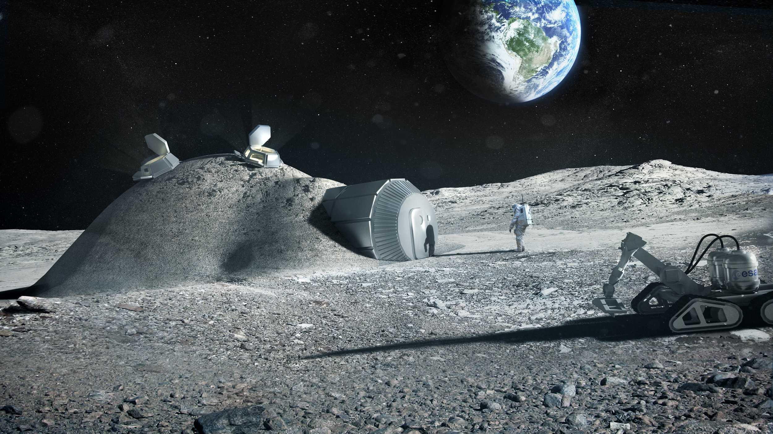 IAC 2018: Der Mondbungalow mit Panoramafenster