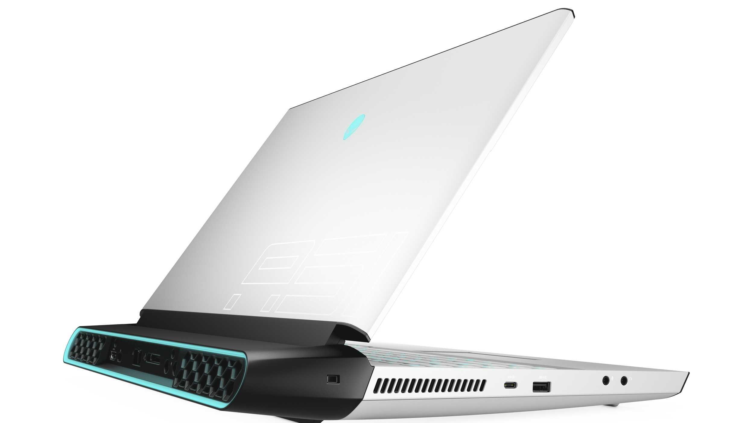 Alienware Area-51m: Gaming-Notebook in neuem Design