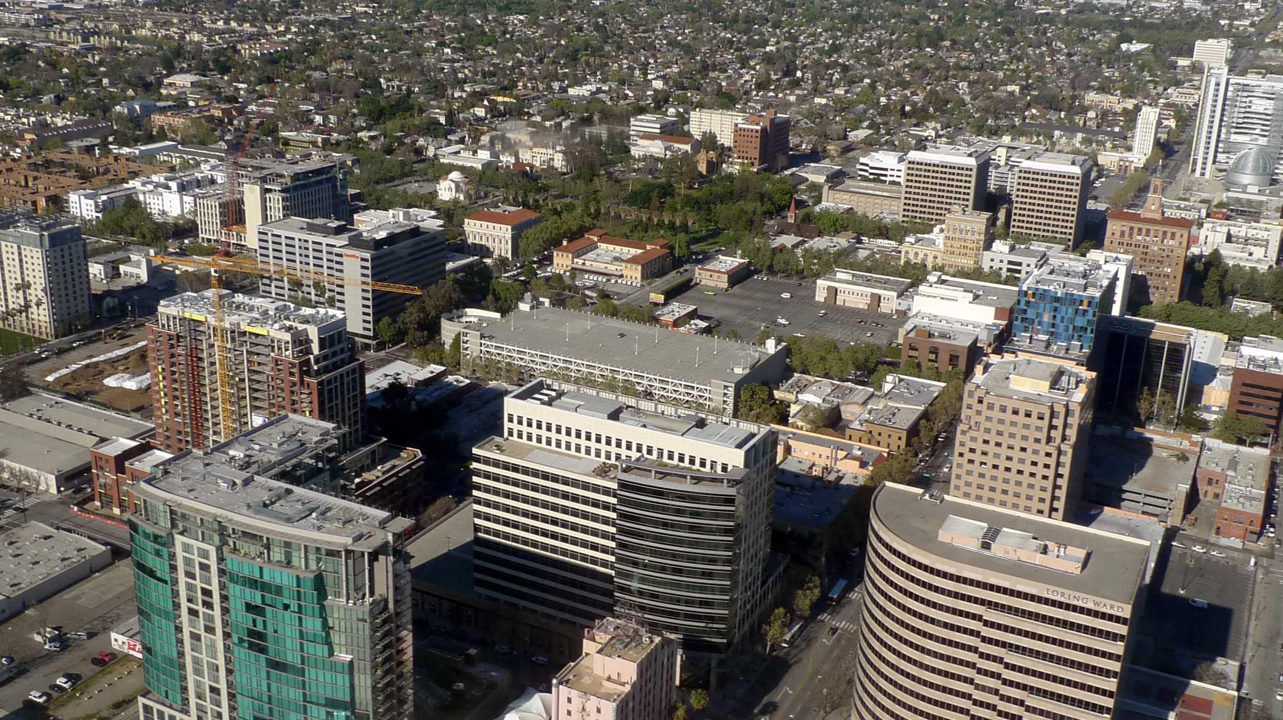 Apple kauft große Flächen in San Jose