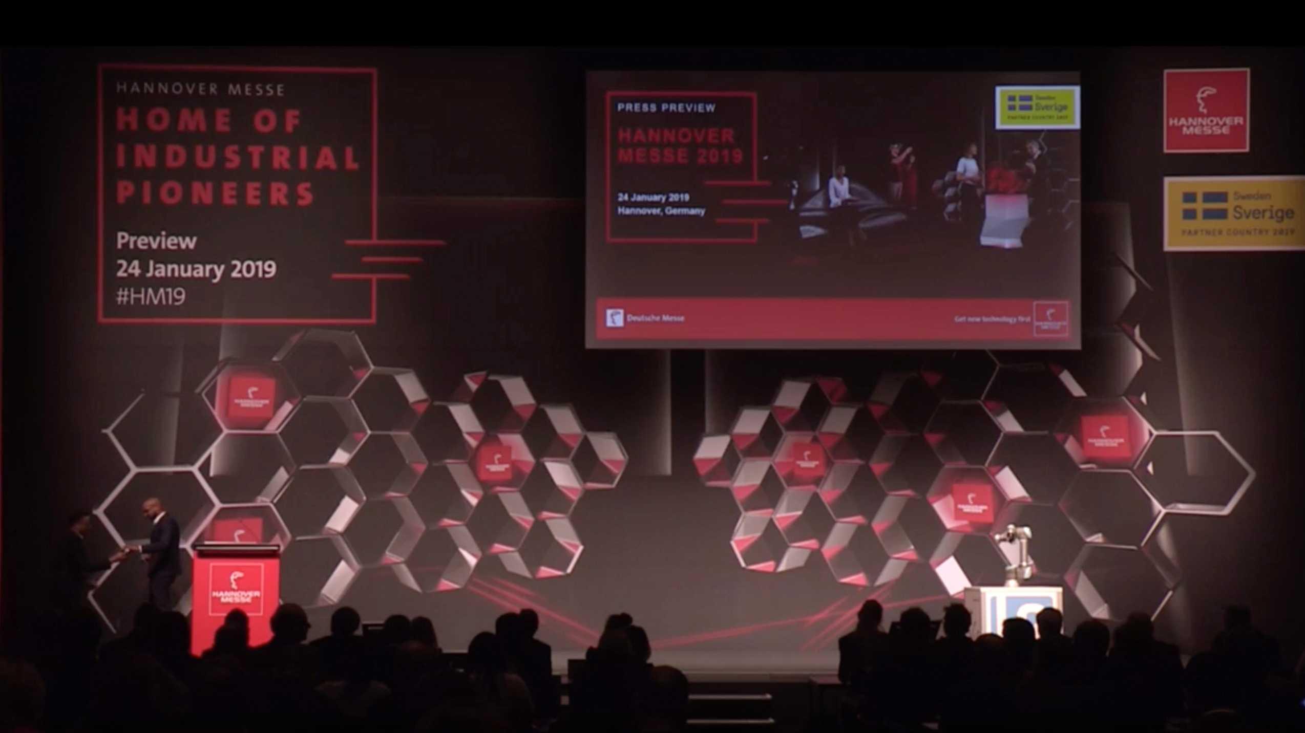 Hannover Messe zeigt lernende Maschinen – und die Rolle des Menschen
