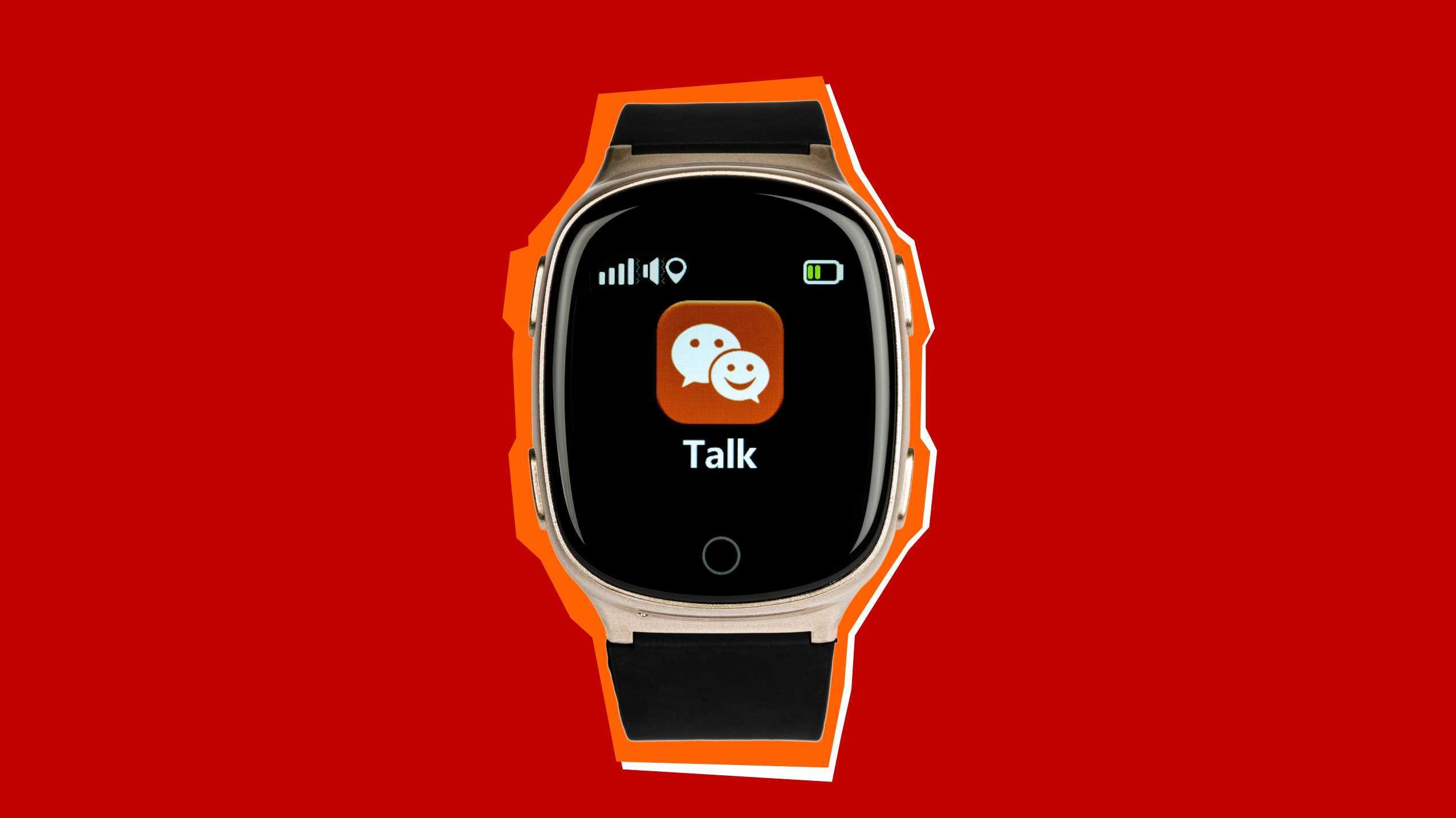 Nach c't-Recherchen: Tracking-Smartwatch jetzt ohne Abhörfunktion