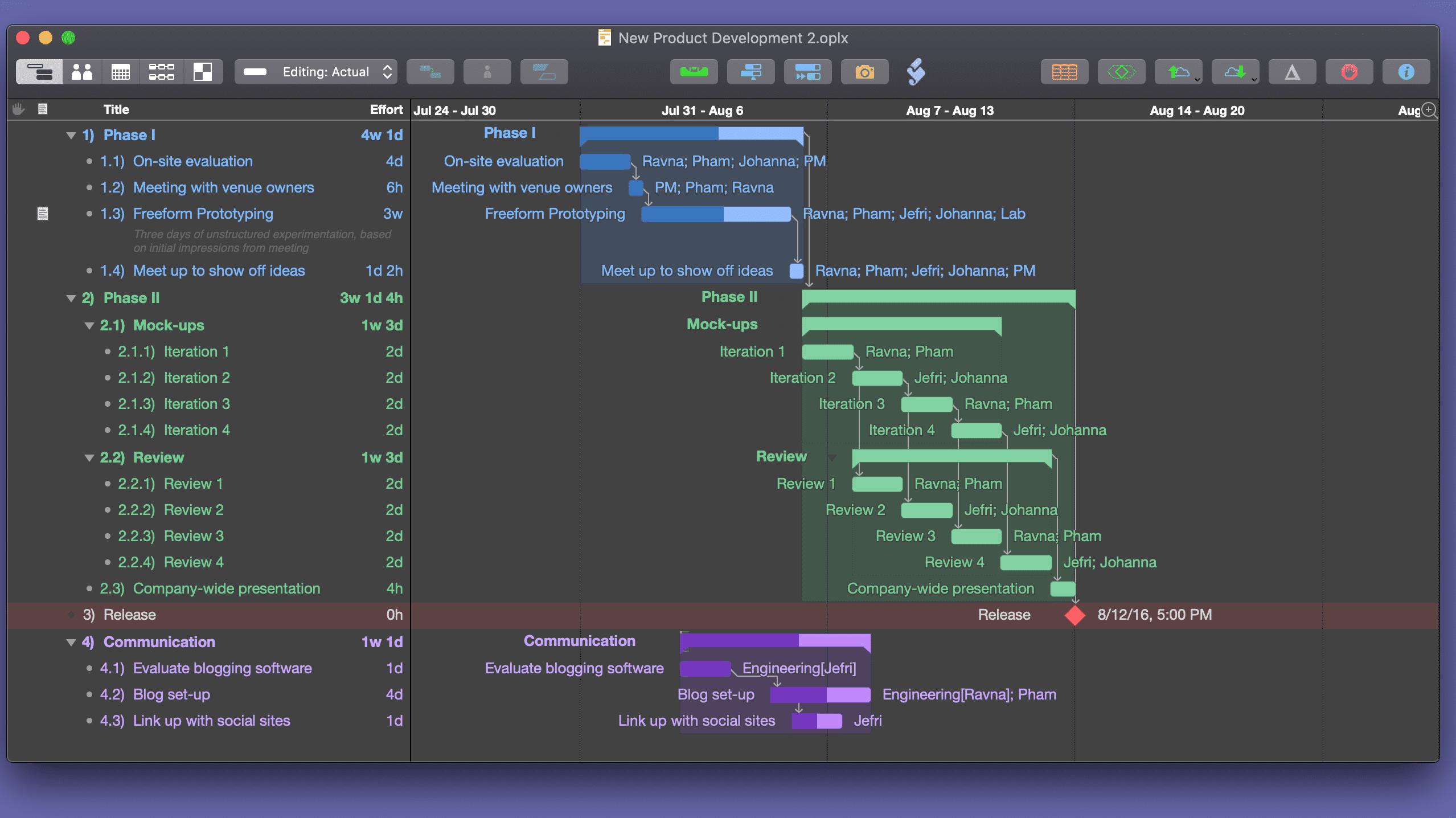 Fehler in macOS Mojave sorgt für leere Fenster