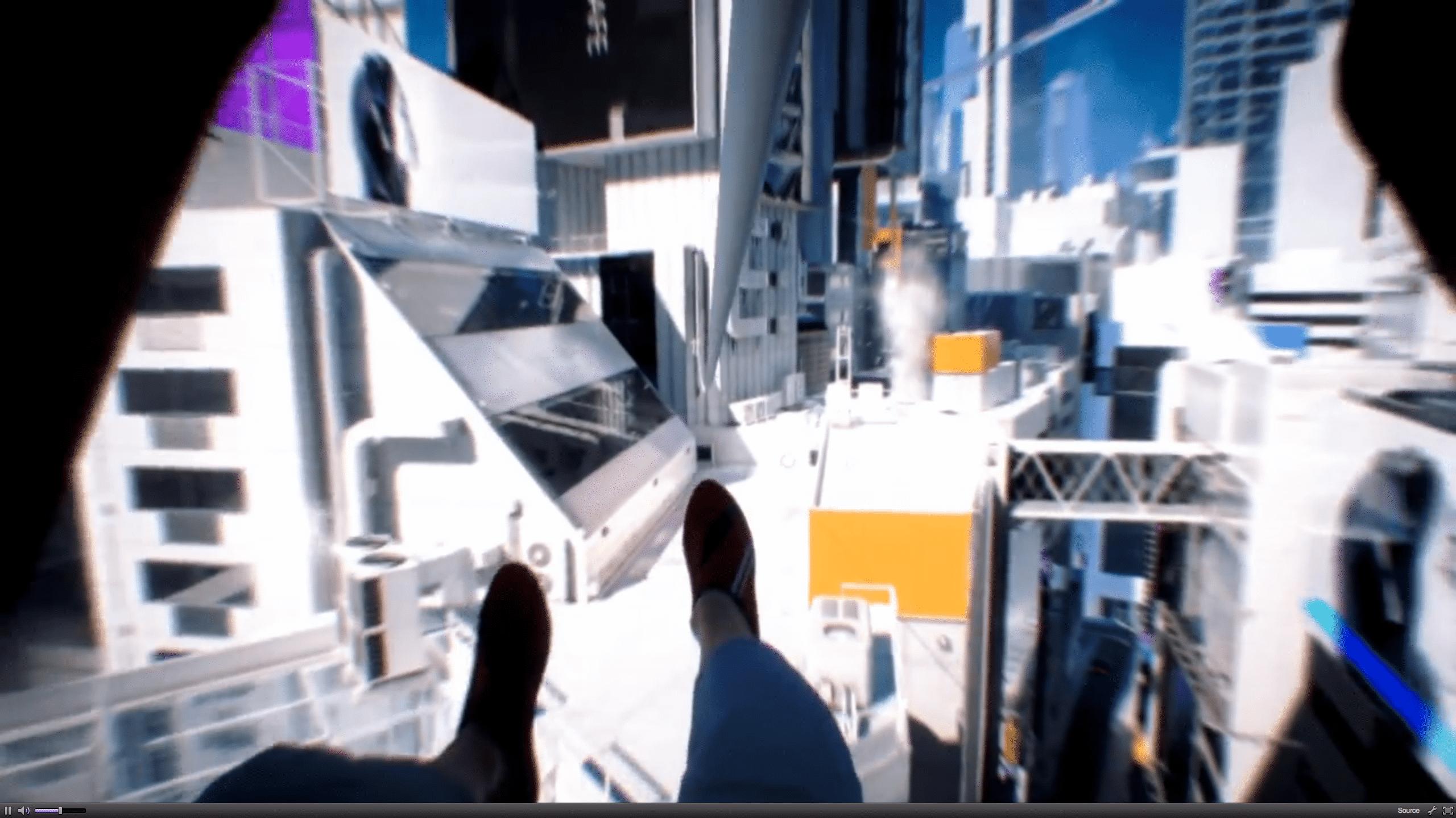 E3: EA nimmt neuen Anlauf für Mirror's Edge