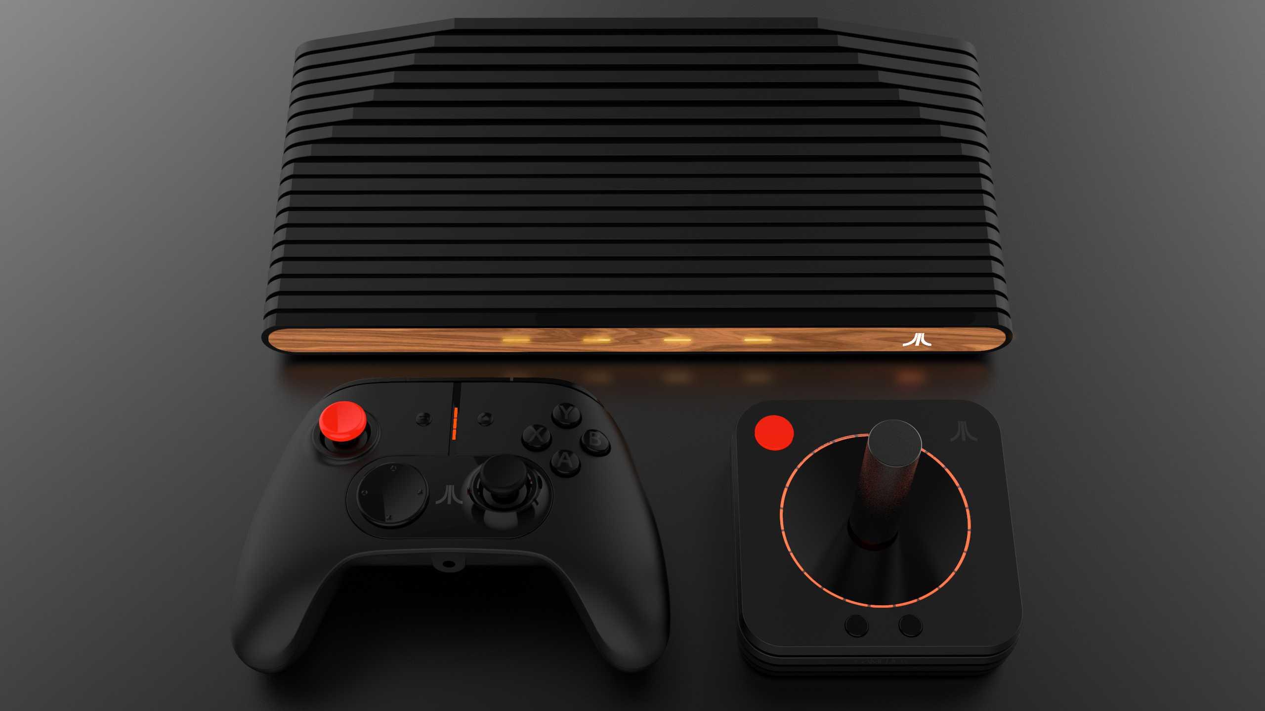 Atari VCS: Neue Infos zur modernen Retro-Spielekonsole