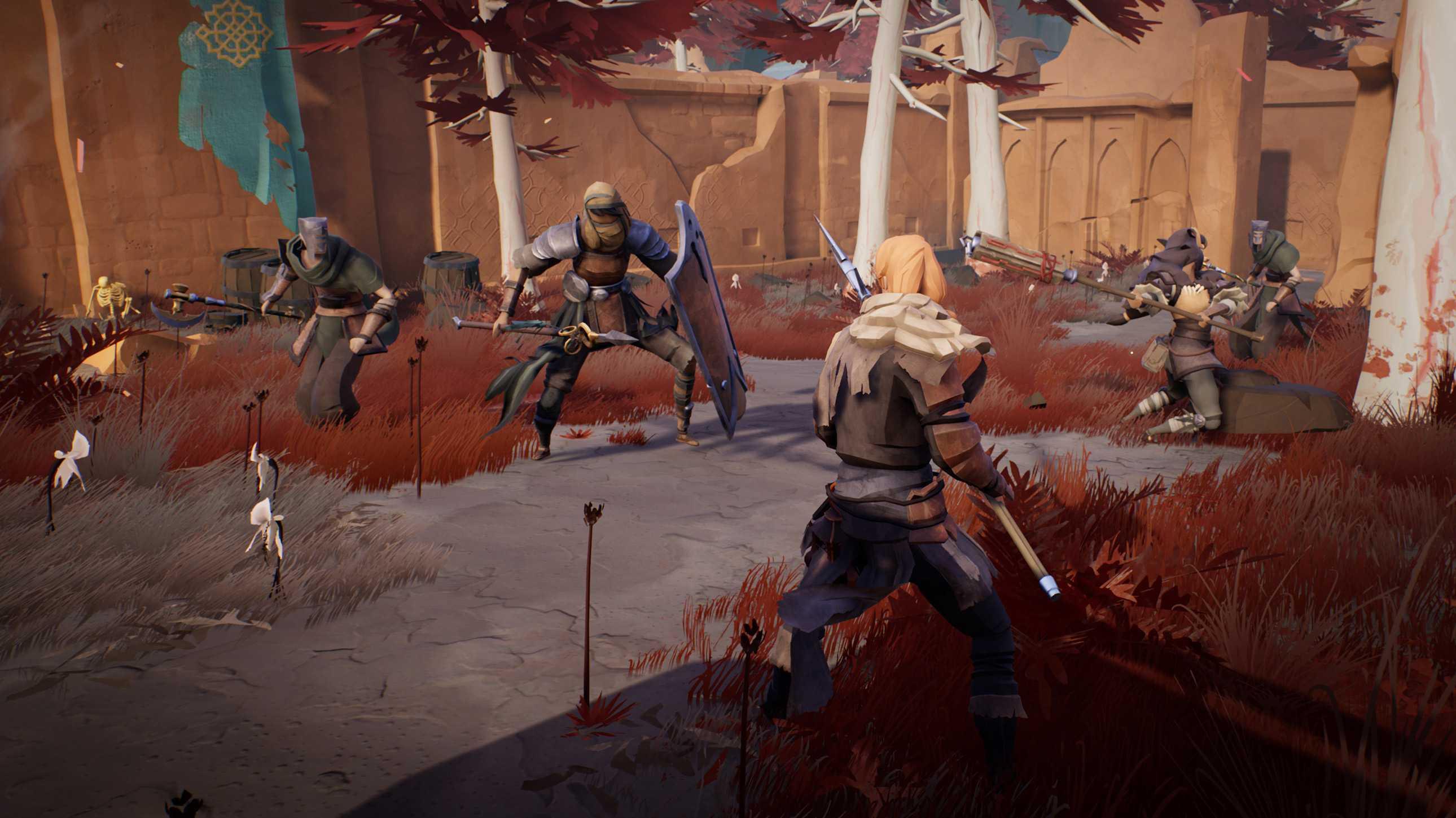 Ashen angespielt: Dark Souls für Grünschnäbel