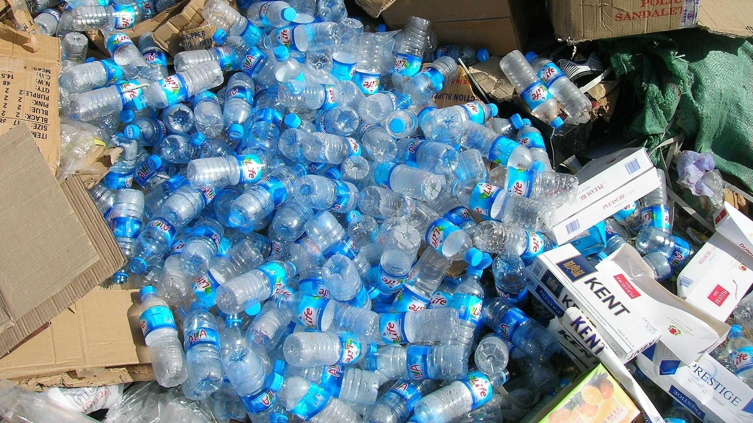 Müll, Plastik, Plastikmüll