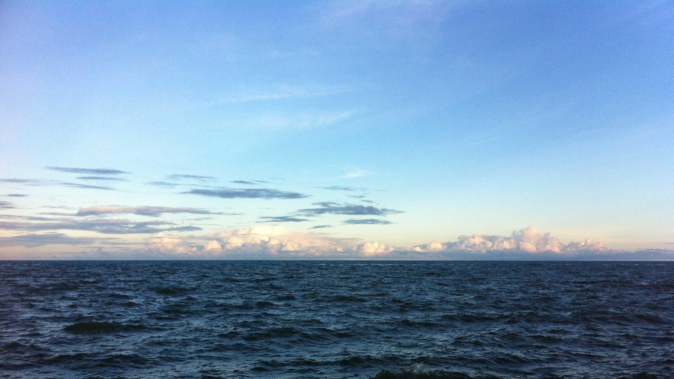 Ozean, Meer, Wasser