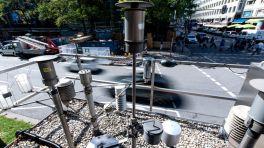 esstelle für verkehrsbedingte Emissionen in München