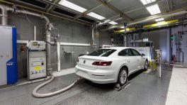 VW auf Abgasprüfstand