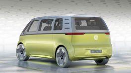 Elektroauto VW ID Buzz