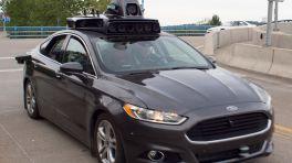 Autonome Autos: Uber will Fußgänger mit Lichtern, Tönen und Hinweisbildern warnen