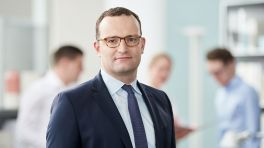 eHealth: Gesundheitsminister Spahn mit Digital-Angeboten gegen überfüllte Praxen