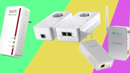 Kaufberatung: PowerLAN für stabiles Internet im Garten