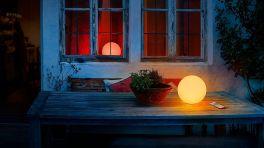 HomeKit-Beleuchtung für den Garten