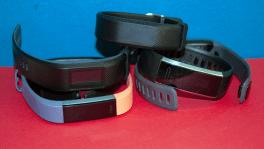 Fünf Fitness-Tracker mit Pulsmessung im Vergleichstest