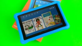 Amazon Fire HD 10 Kids Edition: kindertaugliches Tablet im Test