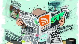 RSS: Relevante, selbst verwaltete Schlagzeilen