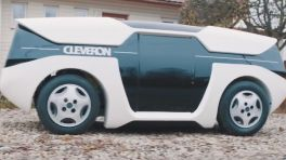 Autonomer Lieferroboter von Cleveron soll 2020 durch Estland fahren